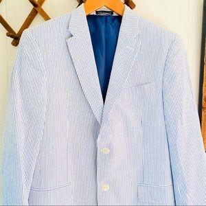 Tommy Hilfiger Suits & Blazers - Tommy Hilfiger Pinstripe Sport Coat Blazer
